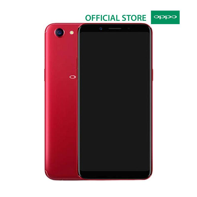 OPPO F5 Smartphone - Red [64GB/ 6GB]