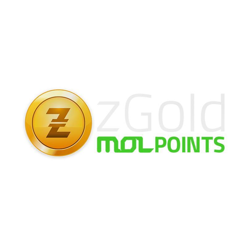 Diamond zGold 1000 MOLPoints Voucher Game