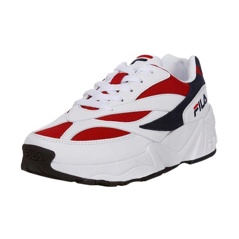 harga Fila Venom 94 Men Shoes Sepatu Olahraga Pria [FS1HTA3031X_WRD] Blibli.com