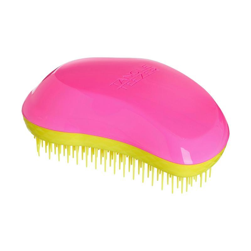 Tangle Teezer NO-SS-010617 Compact Styler Sisir - Pink Rebel [Original]