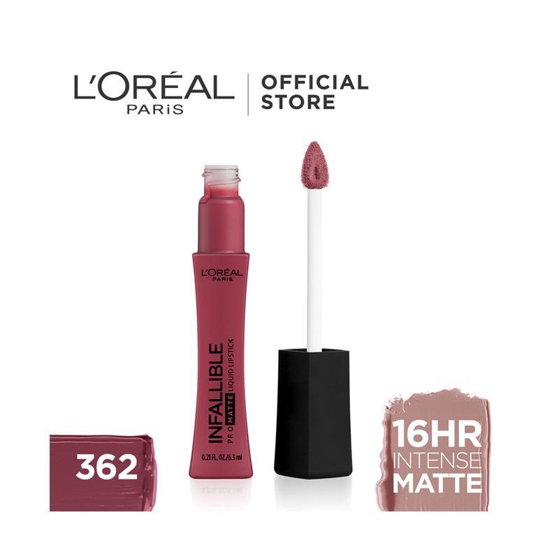 L Oreal Paris Infallible Pro Matte Liquid Lipstick
