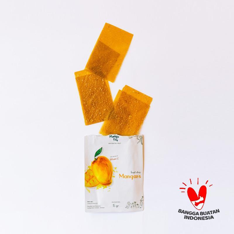 Mango Day Fruit Strip Mangoes Camilan