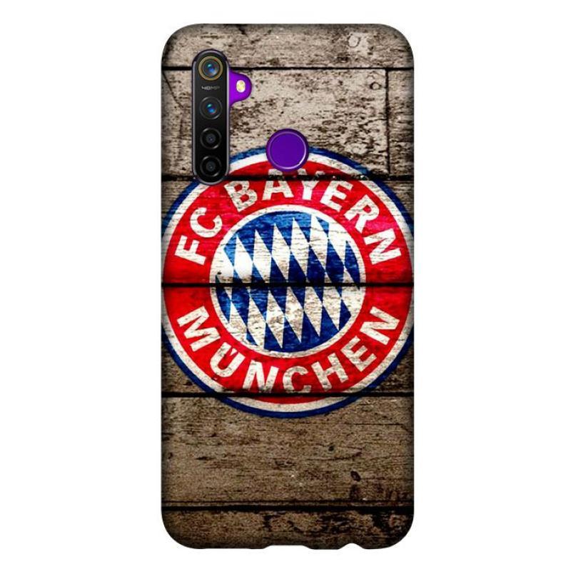 Jual Casing Hardcase Realme 5 Pro Case Fc Bayern Munchen Club
