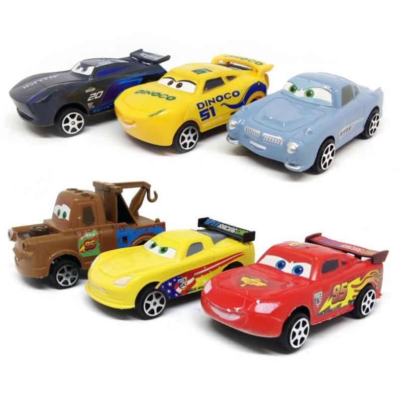 Jual Mainan Anak Mobil Mobilan Isi 6 Lightning Mcqueen Cars Murah 546 7k6 Online November 2020 Blibli Com