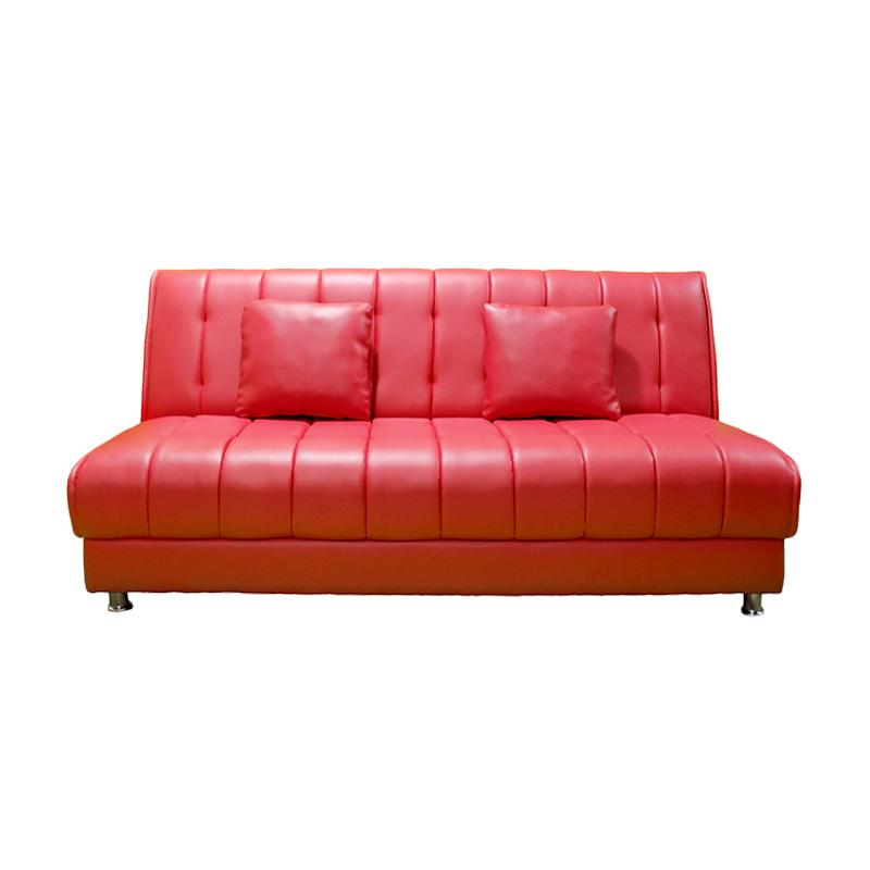 Aim Living Ultra Sofa Bed - Merah