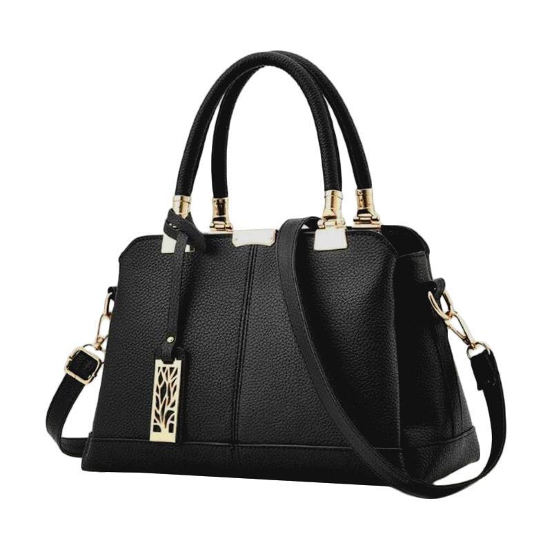 Annies Fashion Agda Tas Wanita - Black