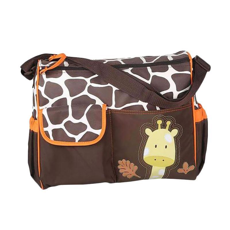 harga Carter Cute Animal Giraffe Diaper Bag - Orange Blibli.com