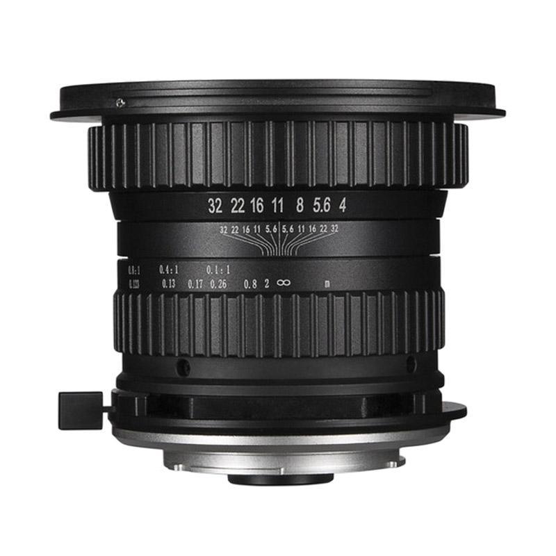 Laowa 15mm F4.0 Wide Macro Lensa Kamera for Canon
