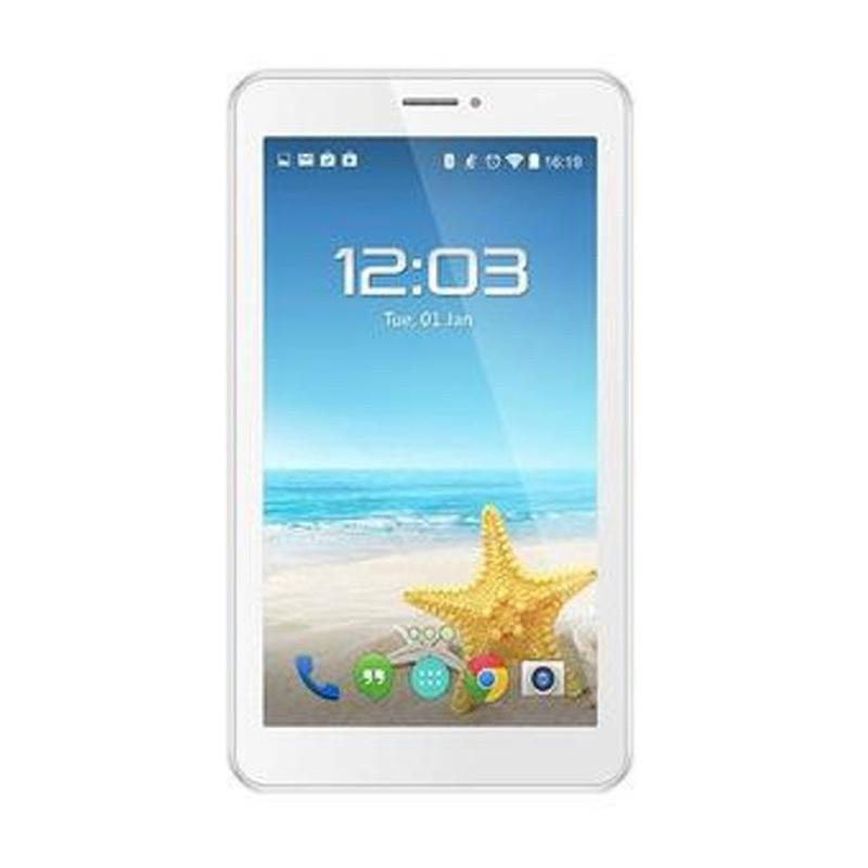 Advan Vandroid S7A Tablet - White [8GB/ RAM 512MB]