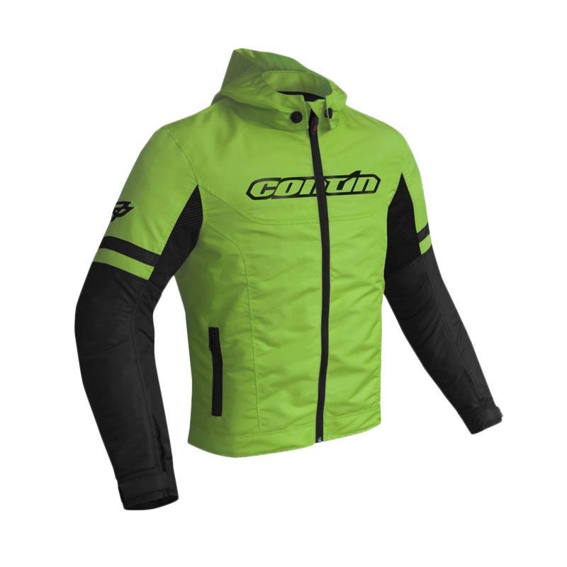 Contin Suave Jaket Motor Green