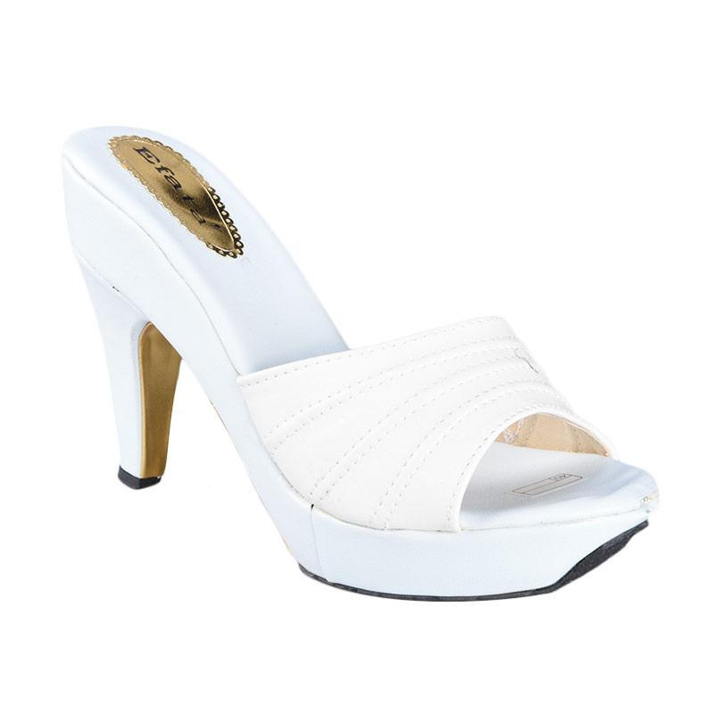 Sepatu SN 171 High Heels Wanita - Putih