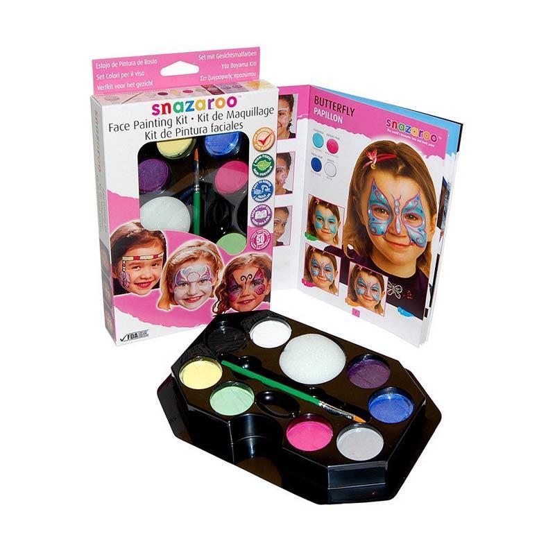 harga ELC Snazaroo Pastel Face Painting Kit - 119952 Blibli.com