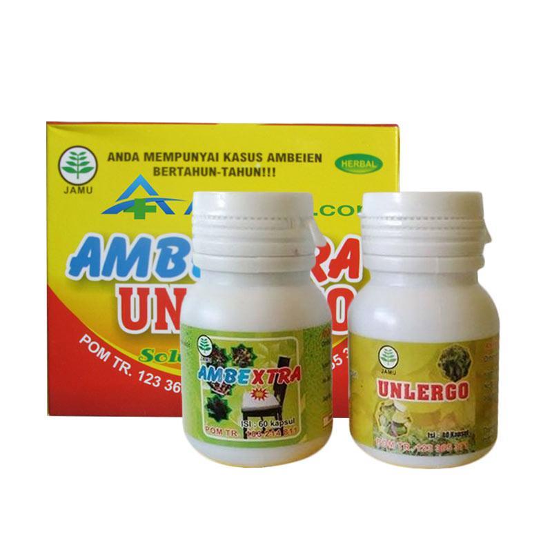 Herbalindo Umbextra Unlergo Suplemen