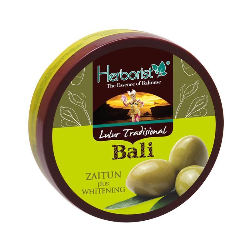 Herborist Lulur Zaitun [100 g]