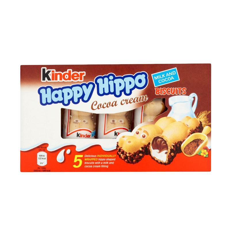 Kinder Hippo Cocoa Biskuit