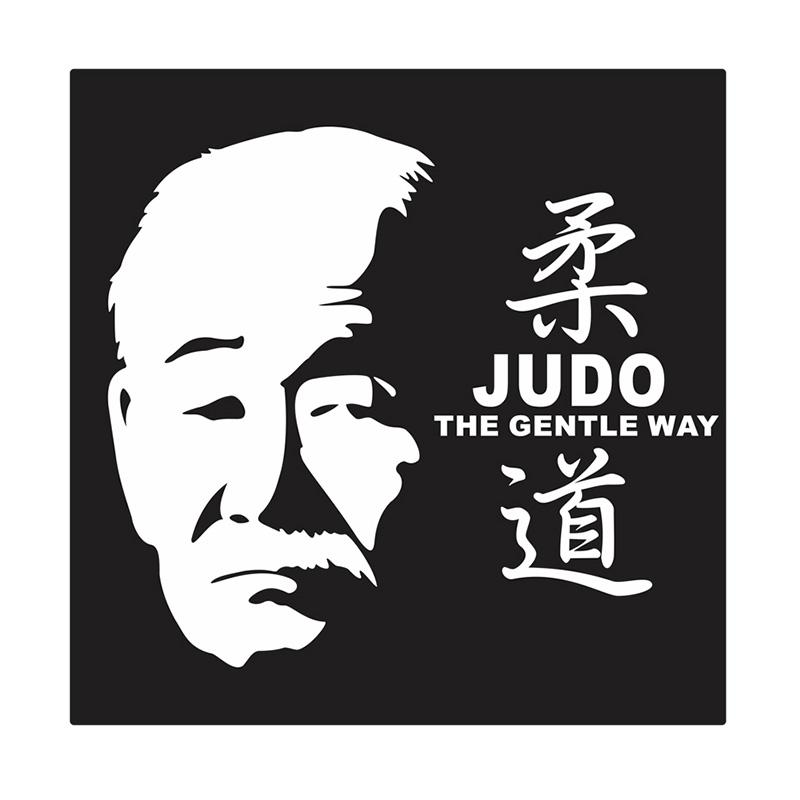 Kyle Judo Jigoro Kano Cutting Sticker