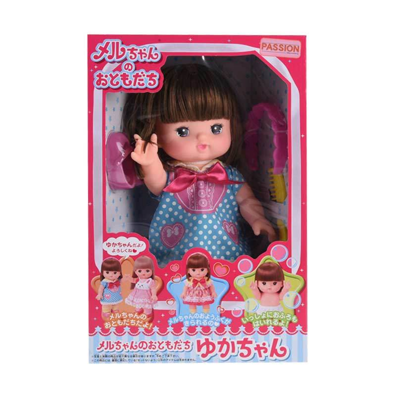 Mel Chan Yuka Chan Mainan Anak