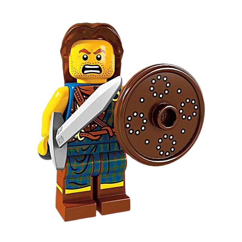 LEGO S6 Minifigures Celtic Warrior Mainan Block & Puzzle