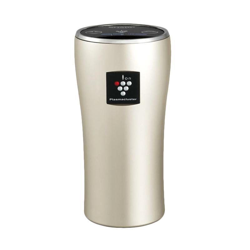 harga Sharp IG-DC2Y-N Car Air Purifier - Gold Blibli.com