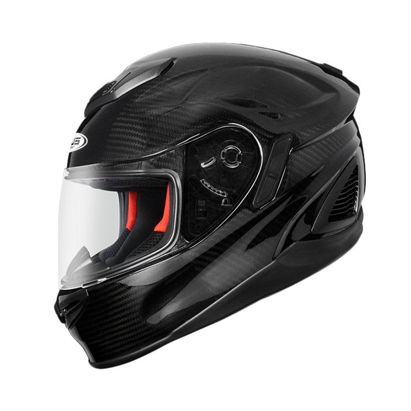 Jual Zeus Zs 1600 Carbon Helm Full Face Black Online Februari 2021 Blibli