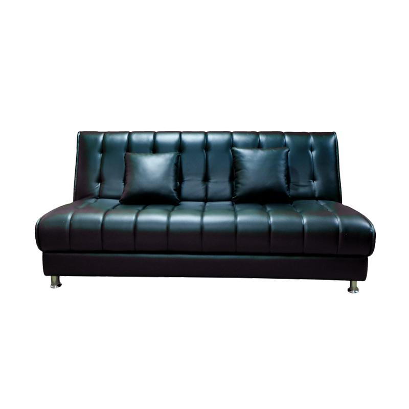 Aim Living Ultra Sofa Bed - Hitam