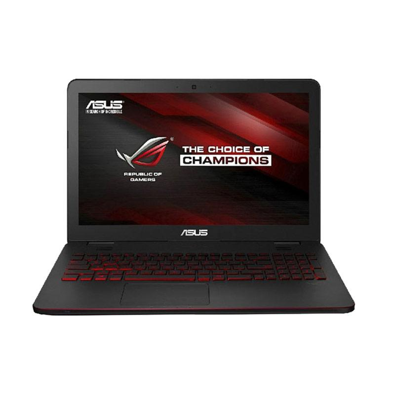 ASUS ROG FX502VM-DM613T Notebook - Black