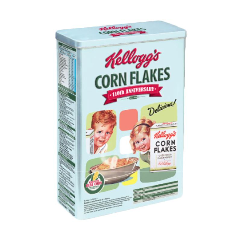 harga Promo Kellogs Corn Flake - Blue [275 g] Blibli.com