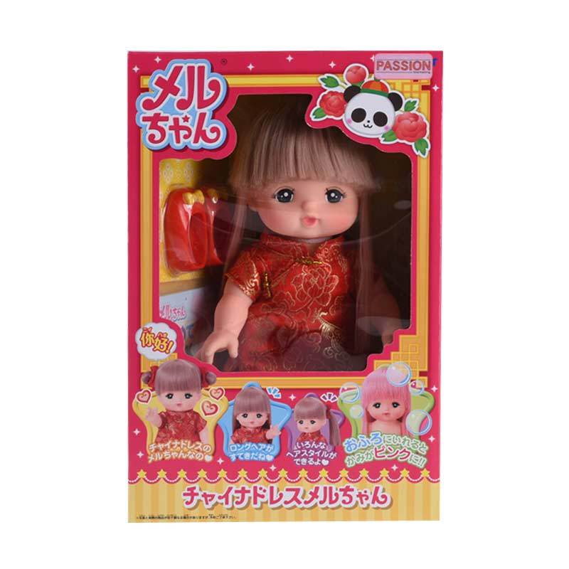 Mel Chan China Dress Boneka