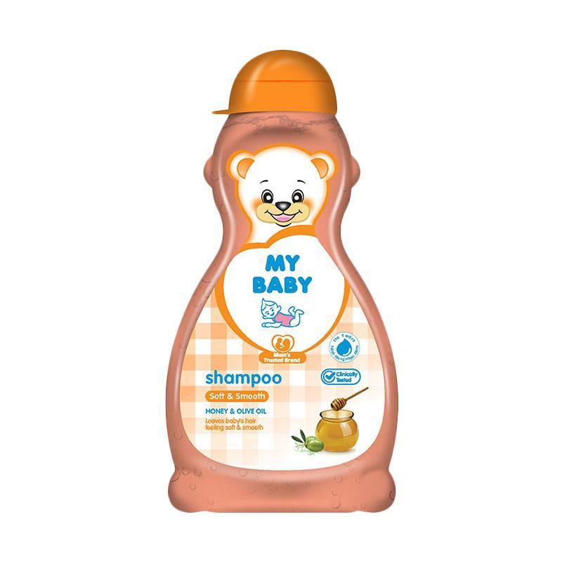 My Baby Shampoo Soft & Smooth [200 mL]