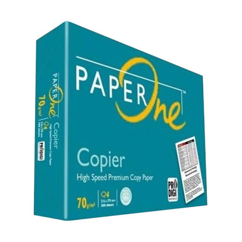 Paper One Q4 Kertas Fotokopi [70 g/m2]