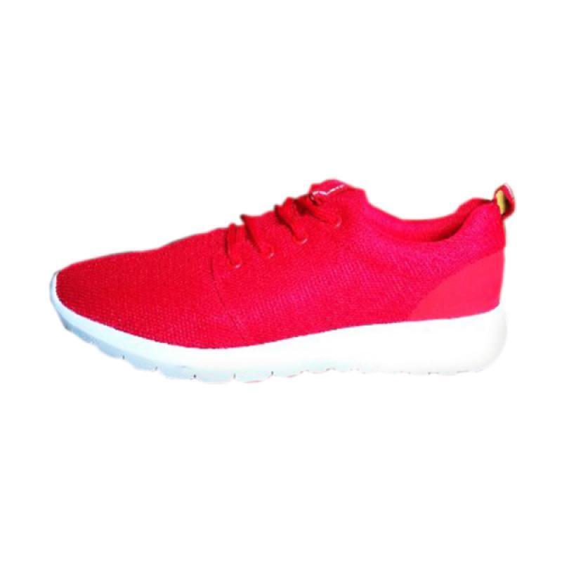 Capwave Ditra Man Sepatu Lari - Red