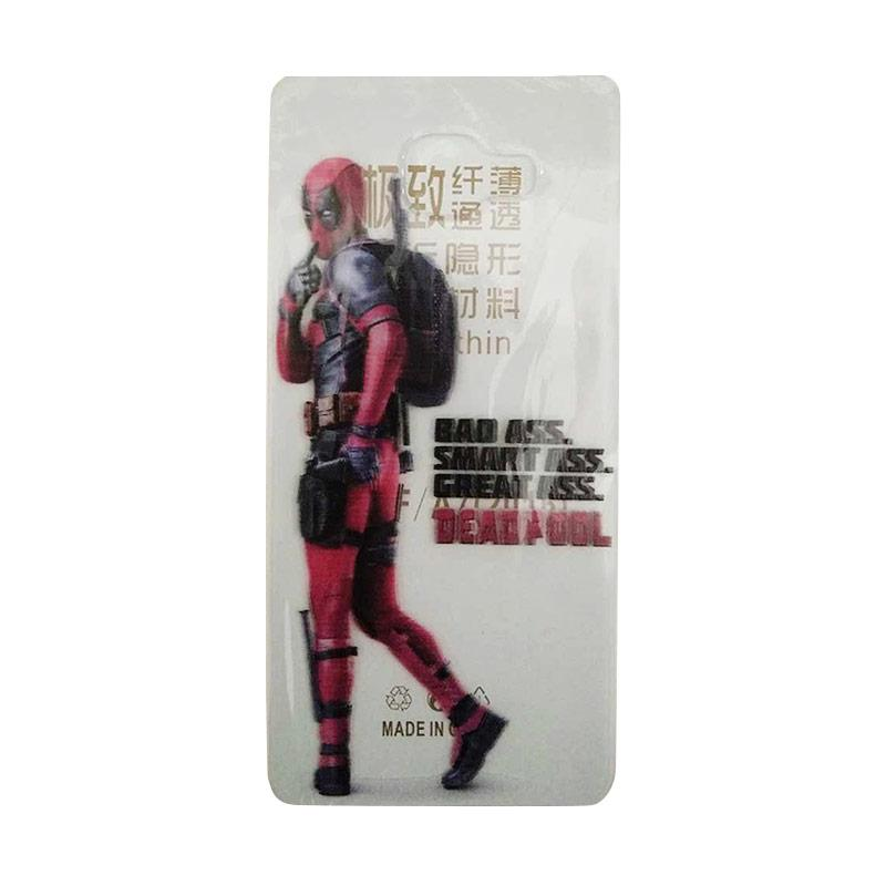 FDT TPU Deadpool 001 Casing for Samsung Galaxy A7 2016 A710