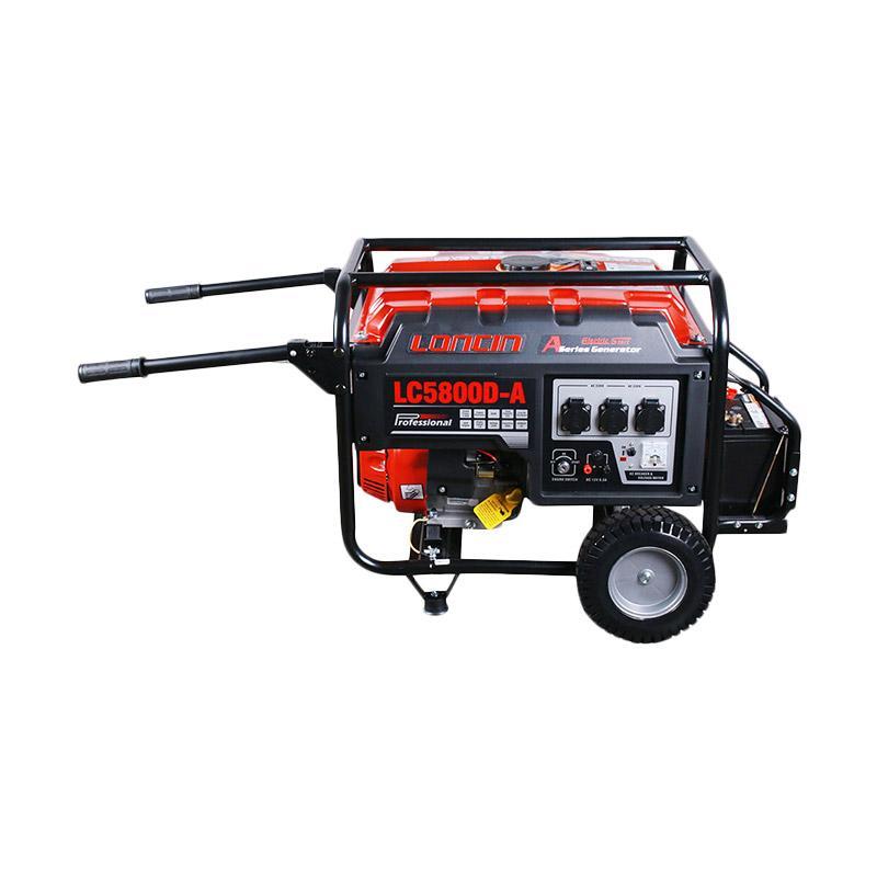 Loncin LC 5800-DA Generator Set Bensin [4000 Watt]