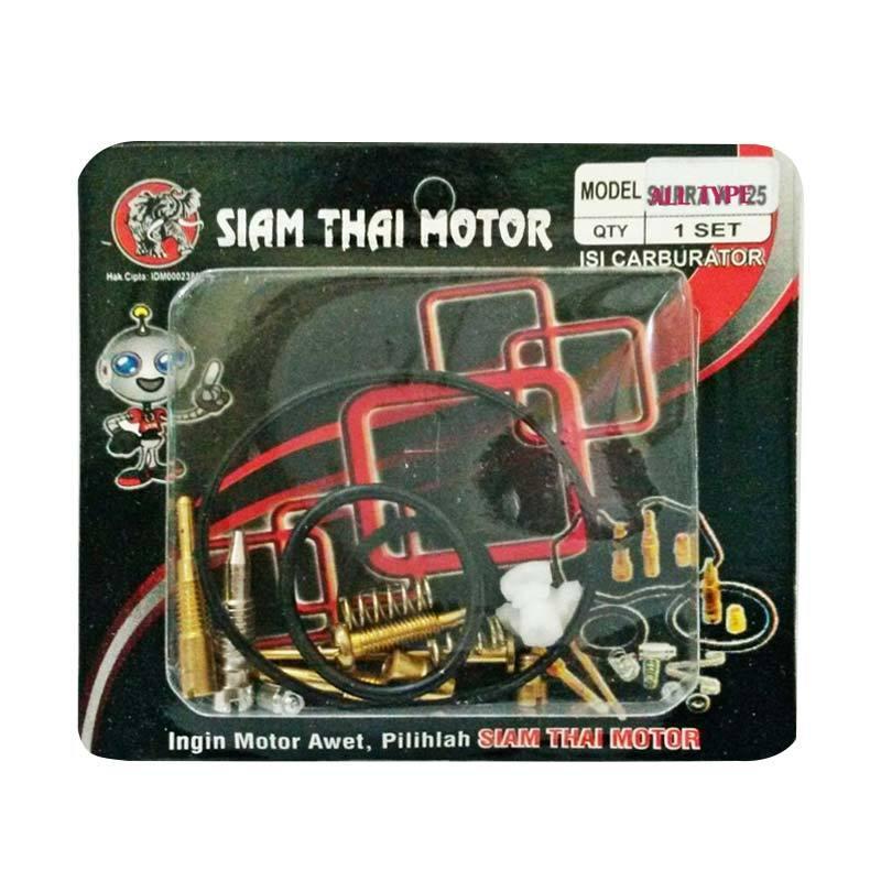 harga SIAM THAI Reparkit Carburator for Honda Win Blibli.com