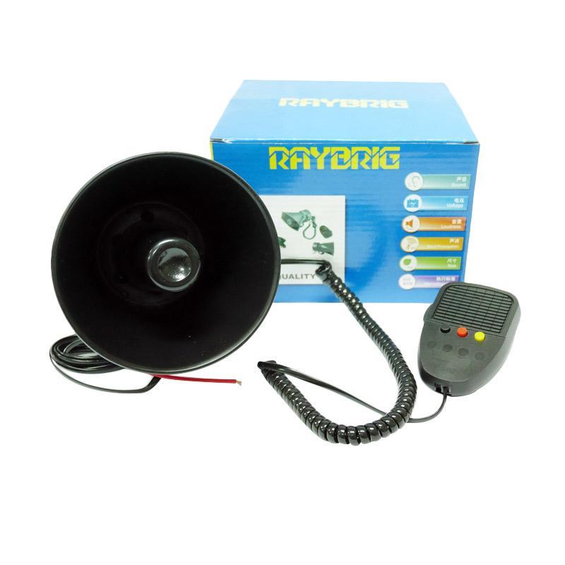 SIV DL900-47 Raybrig Toa 3 Suara plus Mic Klakson