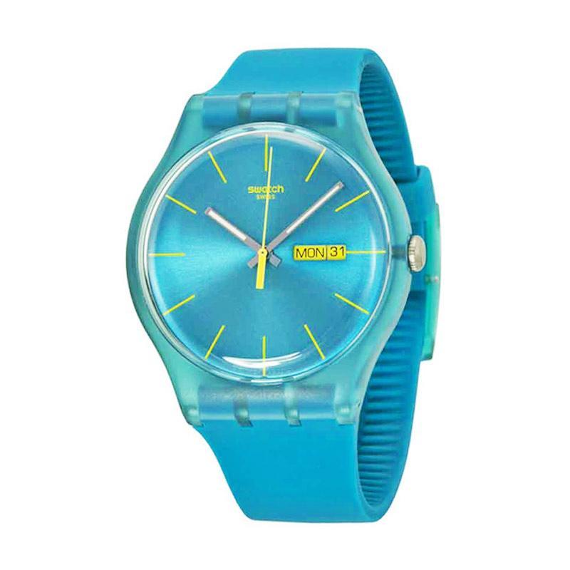 Swatch SUOL700 Jam Tangan Pria - Blue