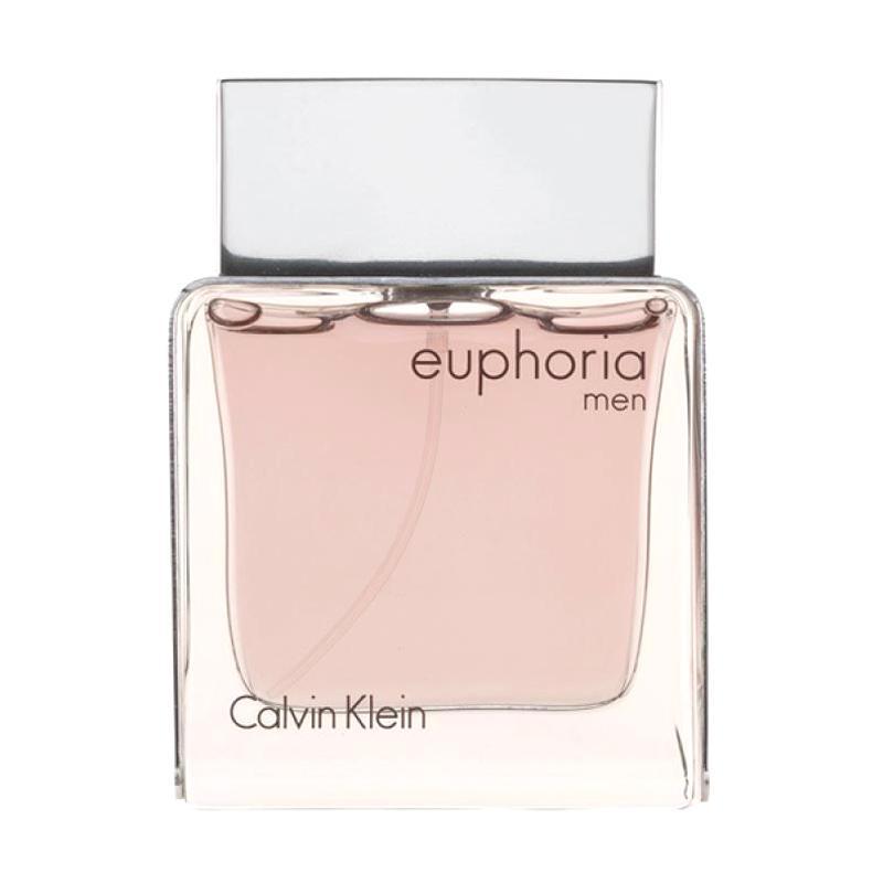 Calvin Klein Euphoria Man EDT Parfum Pria [100 mL] Ori Tester Non Box