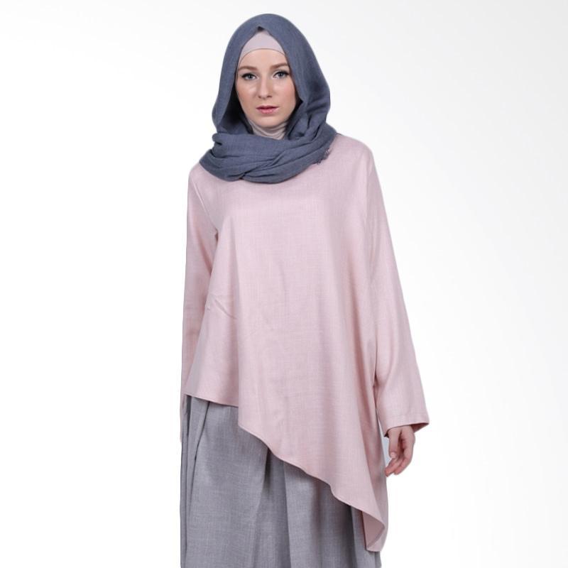 harga Kara Indonesia Toofe Tunik Mistyrose Baju Muslim Wanita Blibli.com