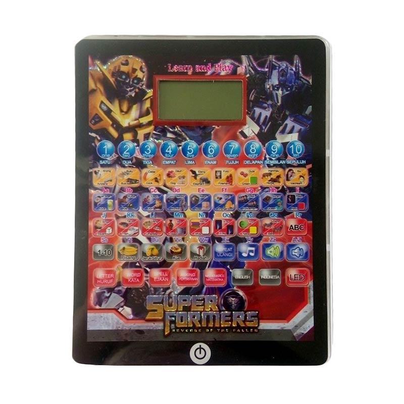 PIAA New Playpad Super Transformer 2 in 1 Mainan Anak