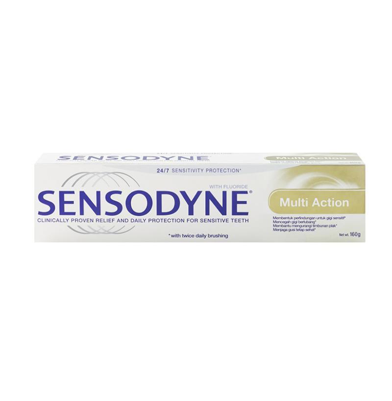 Sensodyne Multi Action Pasta Gigi [160 g]