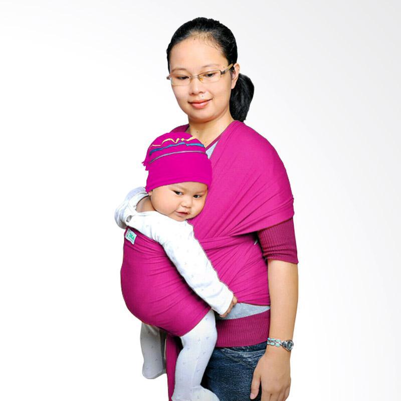 Moby Wrap Gendongan Bayi Pink Daftar Update Harga Terbaru Indonesia