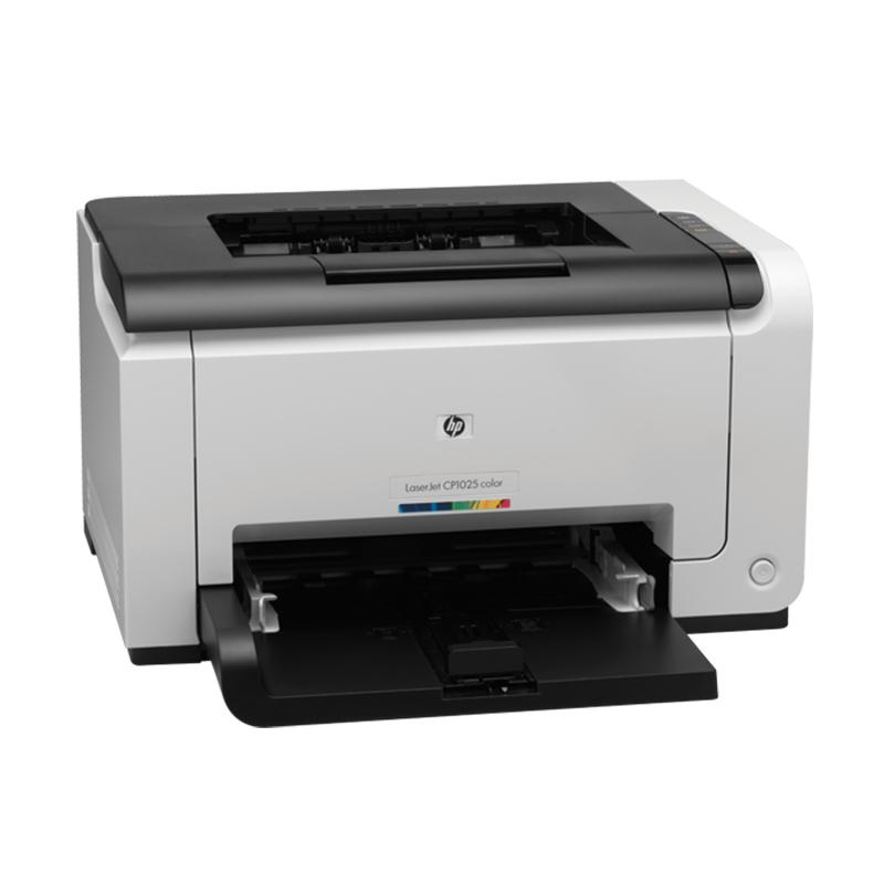 HP LaserJet Pro CP1025-CF346A Color Printer