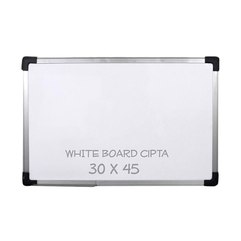 Keiko Whiteboard Papan Tulis [30 x 45 cm]
