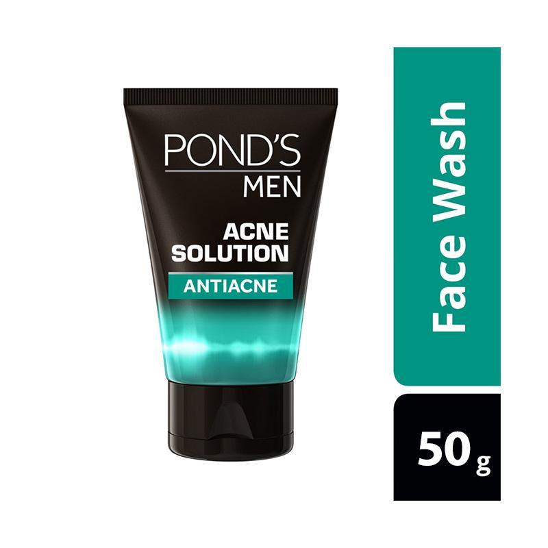 POND S Men Acne Clensing Oil Control Face Wash 50 g