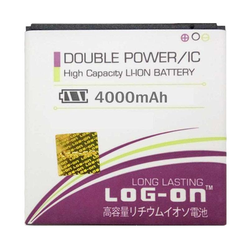 Log On Double Power Battery for Sony Z1 [4000 mAh]