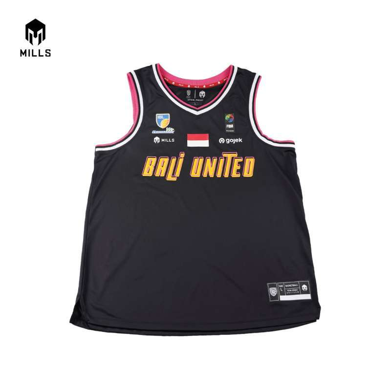 √ Mills Bali United Basketball Third Jersey 26003 Terbaru Juli 2021 harga  murah - kualitas terjamin | Blibli