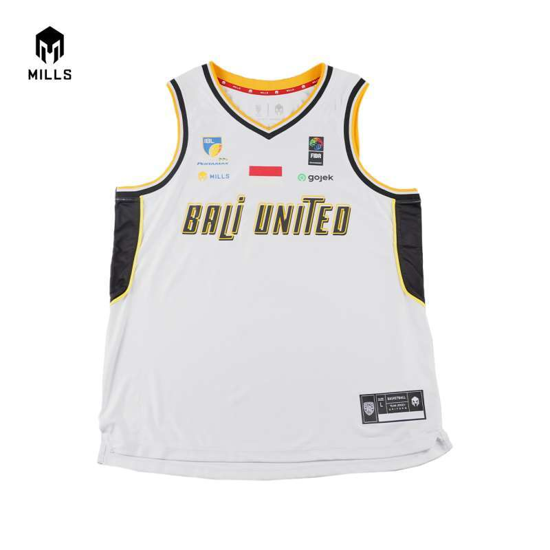 √ Mills Bali United Basketball Away Jersey 26002bu Terbaru Juli 2021 harga  murah - kualitas terjamin | Blibli