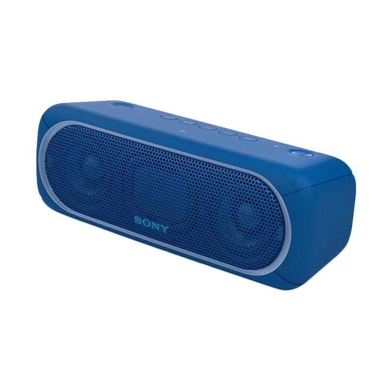 SONY SRS-XB30 Bluetooth Speaker - Biru