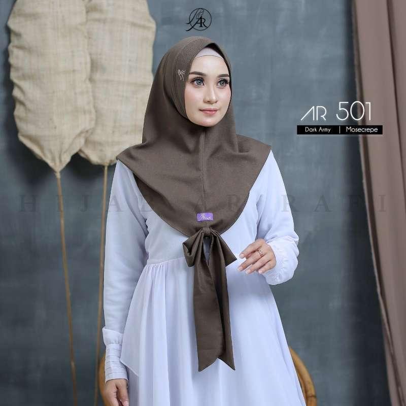 Jual Hijab Arrafi Terbaru 501 Jilbab Instan Bergo Sporty Kerudung Cantik Hijab Ori Online April 2021 Blibli