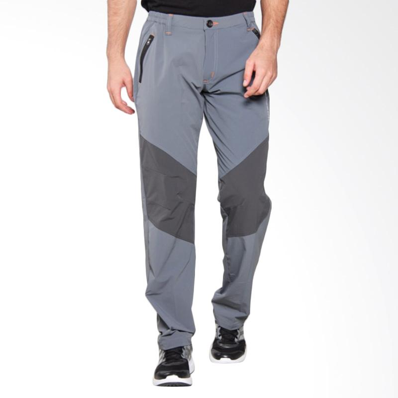 ZcoLand Strech Celana Training - Grey